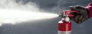 Инструктаж по противопожарной защищенности