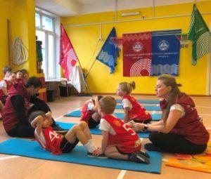 Наши юные спортсмены — участники Всероссийского физкультурно-спортивного комплекса «Готов к труду и обороне»